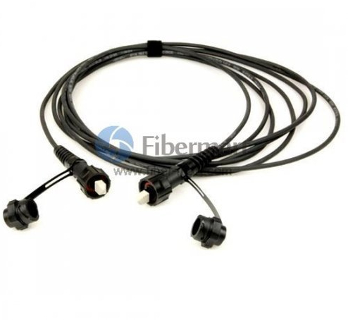 Waterproof Fiber Cables